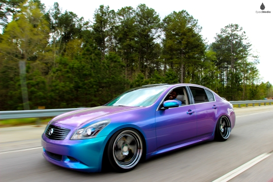 Wrapped G35