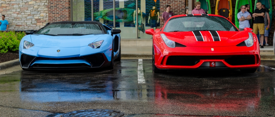 Supercar Saturdays 2016 - June-24
