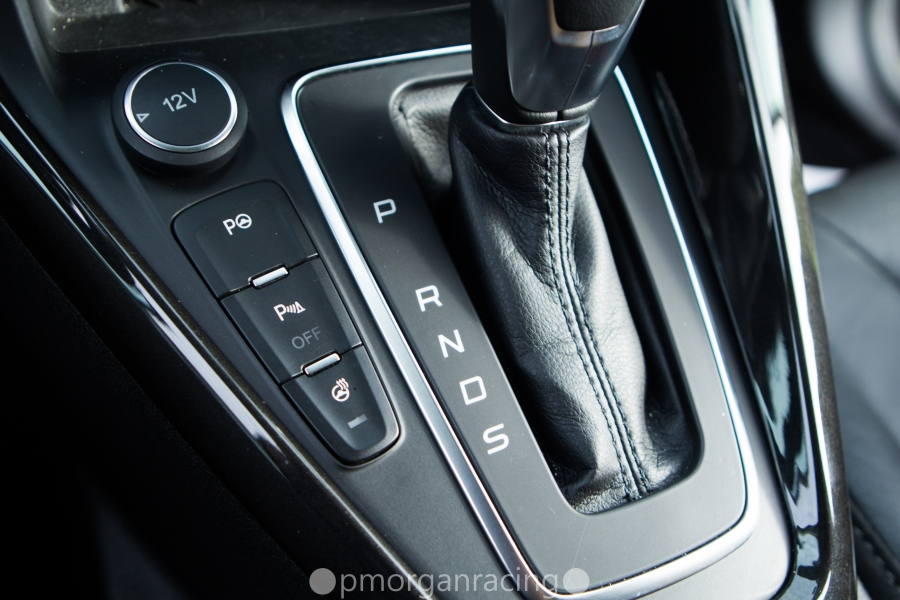 Ford Focus driver assist options