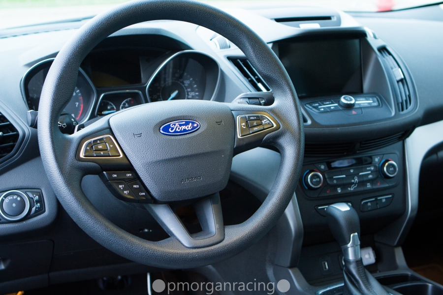 Ford Escape SE interior