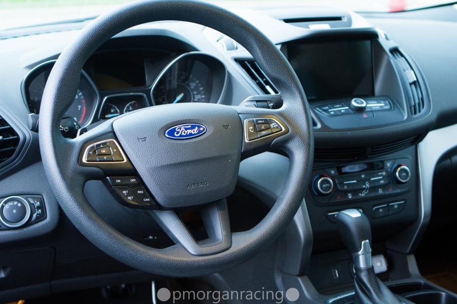 Ford Escape SE interior