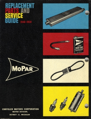 1946-1959 MoPar Manual
