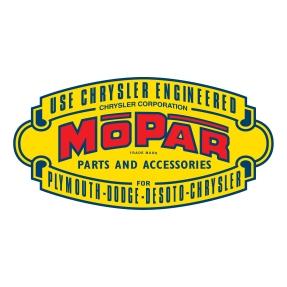 Mopar Logo 1937-1947