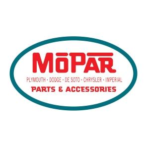Mopar Logo 1954-1958