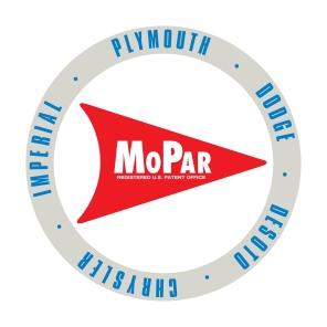 Mopar Logo 1959-1963