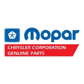 Mopar Logo 1985-1990
