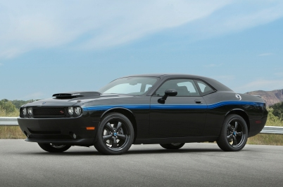 2010 - Mopar introduces the Mopar '10 Challenger, the first in a series of limited-edition Mopar vehicles.